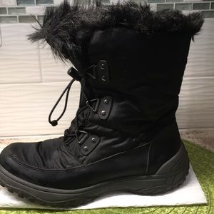 Bass Igloo lined winter boots
